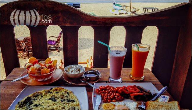 Verão na Praia - Alimentação Beira-Mar