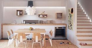 Madeira um trunfo na decoração : especialista revela dicas sobre o uso do material