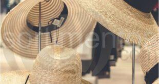 Chapéus da Moda Verão - Looks da Moda Feminina - Sortimentos.com