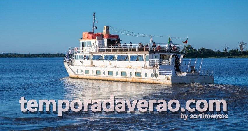 Barco Cisne Branco em Porto Alegre -Turismo Náutico - sortimentos.com