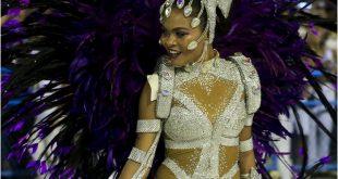 Desfile das Campeas do Carnaval 2019 do Rio de Janeiro - Mocidade Independente