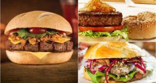Dia Mundial do Hambúrguer - Receitas de Hambúrguer - sortimentos.com