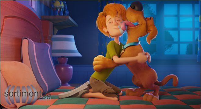 Cinema - Scooby O Filme - História da origem da Mistérios S/A