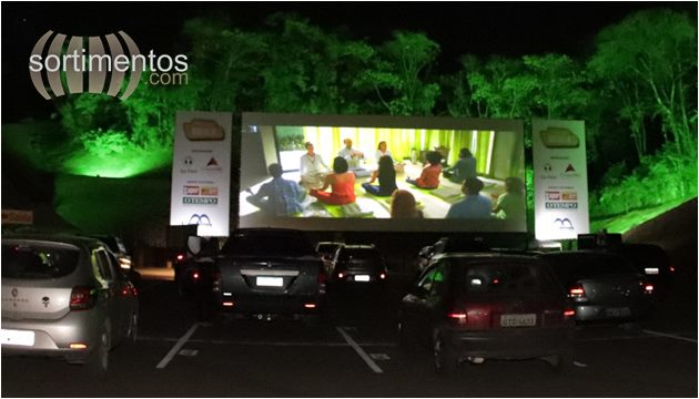 Mega Cine Drive-In do Mega Space
