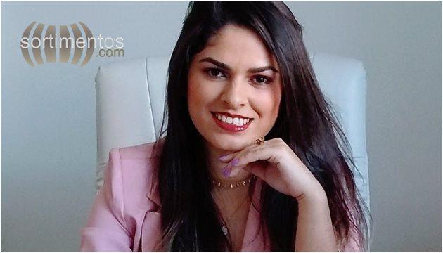 Farmacêutica e Professora Patrícia Rondon - Sortimentos.com