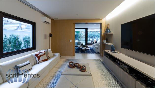Projeto Casa na Praia da arquiteta Patricia Penna