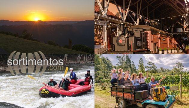 Turismo na Serra Gaúcha  - Sortimentos.com Destinos Turísticos