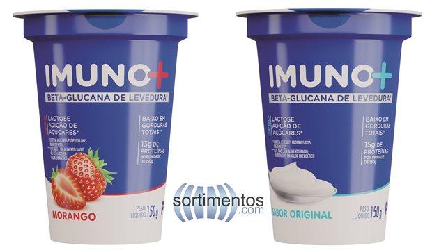 Iogurte Piá IMUNO+   Cooperativa Piá   Produtos Lácteos