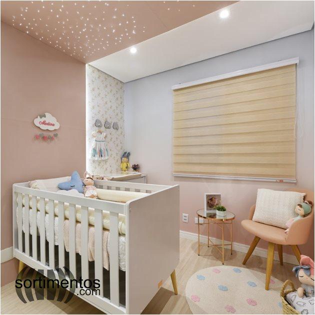 Ambientes - Quarto de Criança - Apartamento Compacto - Sortimentos.com
