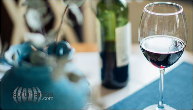Vinho Tinto -Sortimentos bebidas