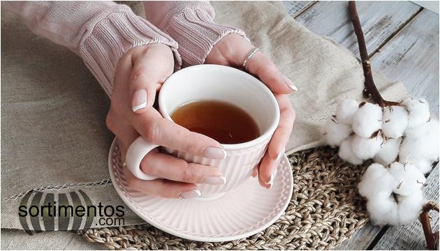 chás para amenizar sintomas da menopausa - Sortimentos.com bebidas
