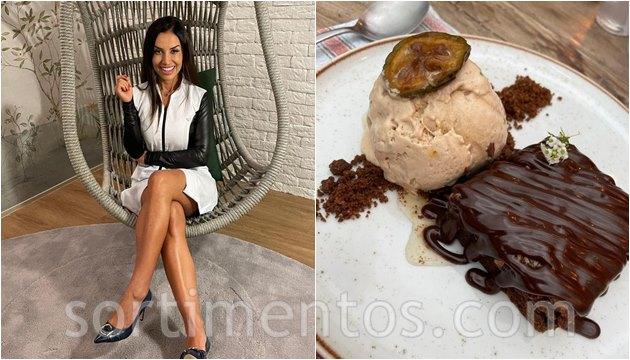 Nutricionista Juliana Vieira lista 6 benefícios do chocolate e ensina receita de Brownie low carb