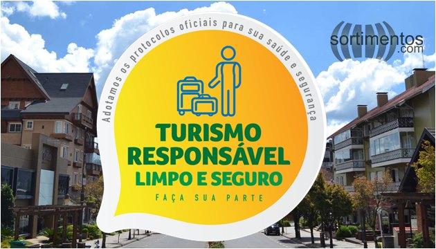Selo Turismo Responsável - Ministério do Turismo - sortimentos.com