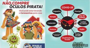 Saúde Ocular - Sindióptica-RS - óculos só em óptica - Sortimentos.com Shopping
