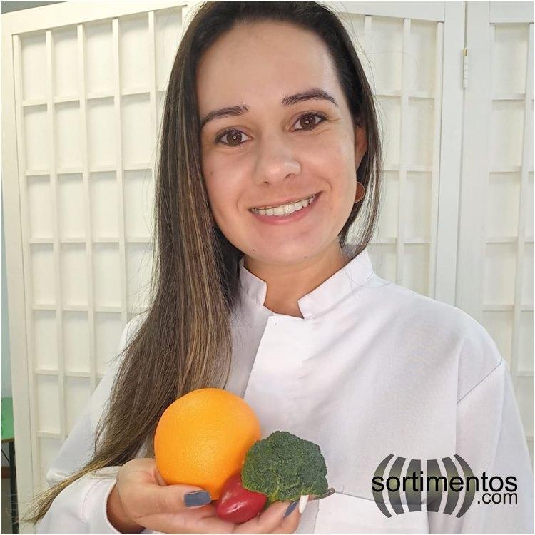Nutricionista Juliette Carvalho - Sesc Lajeado - Sortimentos.com Saúde