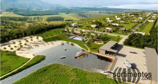Condomínio Fechado Marina del Faro em Osório, no litoral norte gaúcho