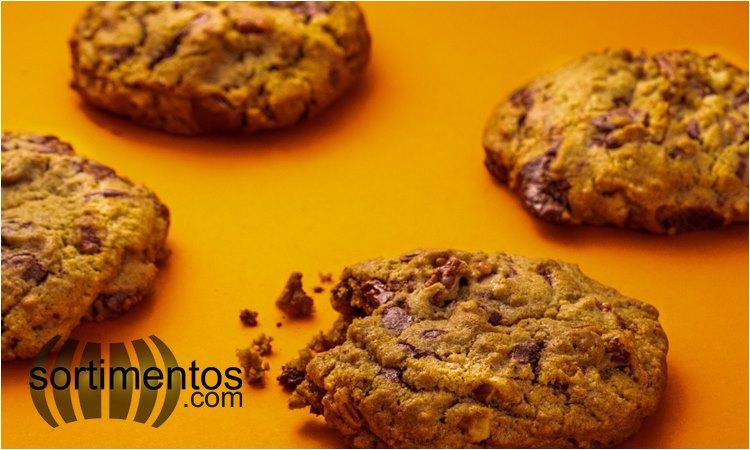 Cookie Artesanal de Chocolate -sortimentos.com gastronomia