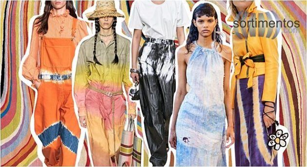 Sortimentos.com Dicas de Moda - Tendência Tie Dye